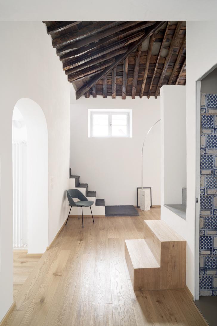 Фото №6 - Квартира с террасой в историческом центре Генуи