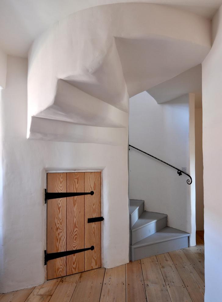 Фото №7 - Отреставрированный дом XVII века в Шотландии