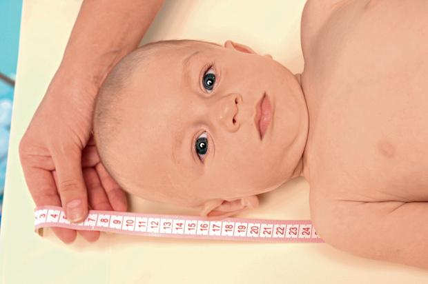 Фото №3 - Как правильно измерить рост младенца: инструкция с фото