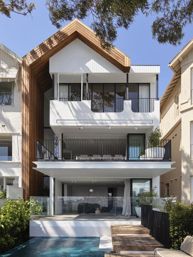 Фото №10 - Дом с видом на залив в Сиднее