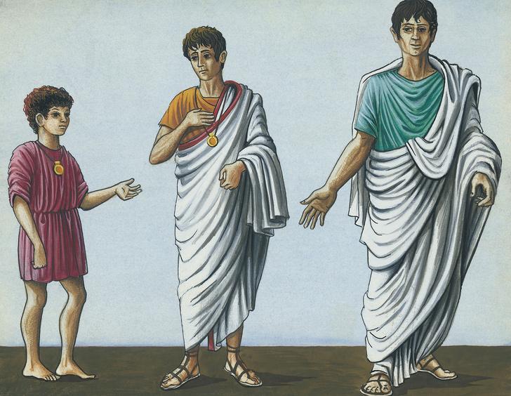 Фото №3 - 5 ритуалов совершеннолетия в Древнем мире