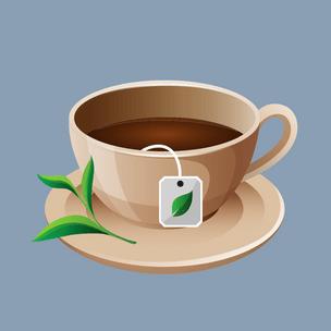 Фото №2 - Гадания по чаинкам: выбери чашку, а мы скажем, сколько у тебя будет мужей 🧡