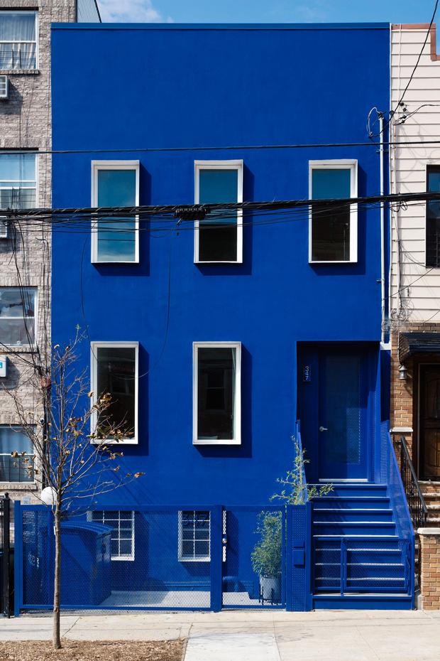 Фото №1 - Дом для творческой пары в Бруклине