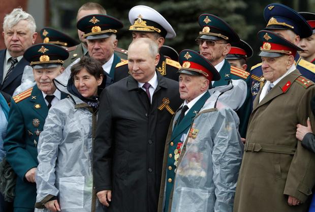 Фото №5 - В Москве прошел парад в честь 76-летия Победы