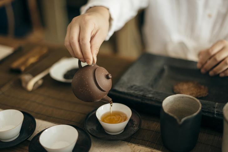 Фото №1 - Когда японцы начали пить чай?