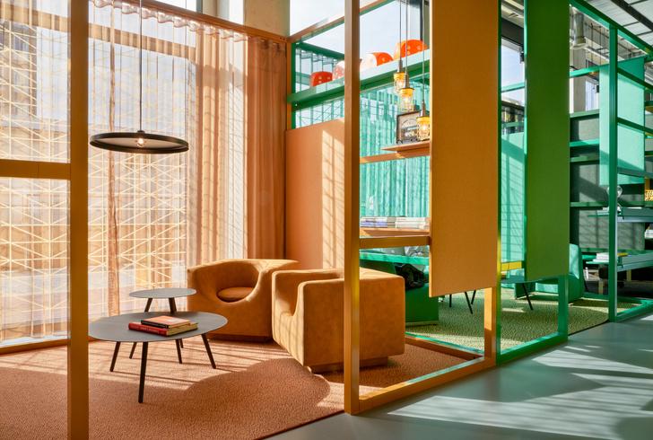 Фото №3 - Яркий студенческий отель в Нидерландах
