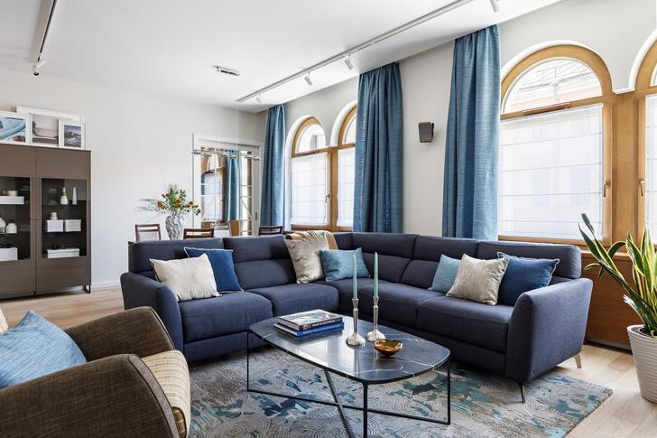 Фото №4 - Куда поставить диван: 7 вдохновляющих идей