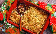 Пирог из крошек (крамбл)