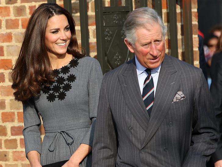 Фото №1 - Домашнее прозвище: как герцогиня Кейт обращается к принцу Чарльзу