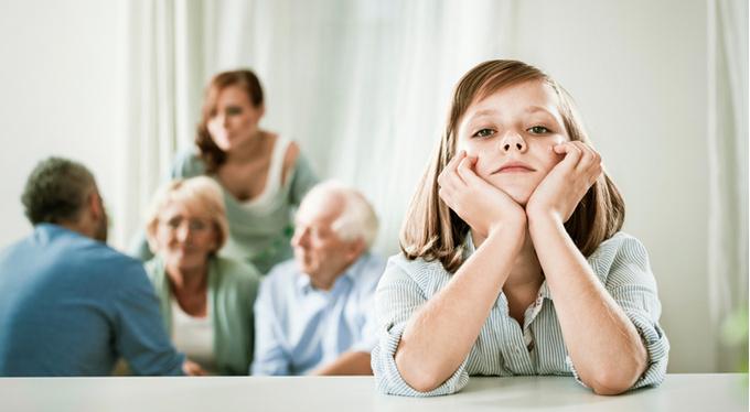 Конфликт интересов: родители vs бабушки и дедушки