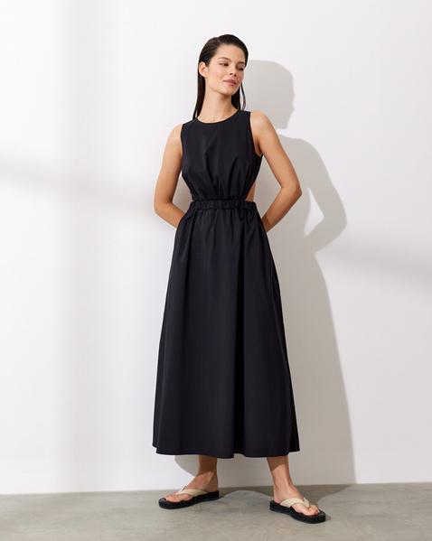 Фото №9 - Платье с открытой спиной: на работу, в отпуск и на летнее торжество