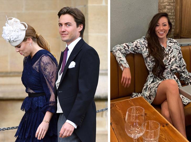 Фото №1 - Новый скандал Йоркских: мужа принцессы Беатрис подозревают в романе с бывшей невестой