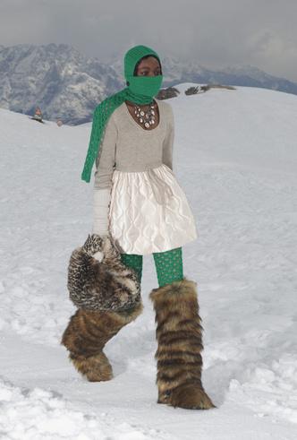 Фото №25 - Самая модная обувь осени и зимы 2021/22