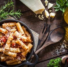 Ужин по-итальянски: 18 интересных рецептов с макаронами