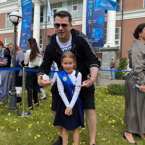 Где учится дочь Гарика Харламова и Кристины Асмус