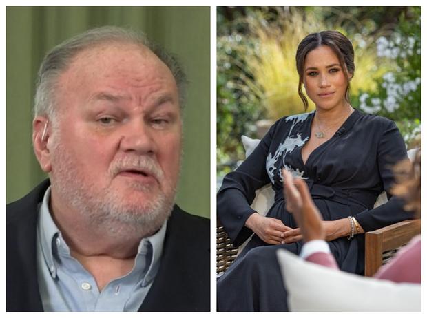 Фото №1 - Как отец Меган отреагировал на ее интервью (и на чьей он стороне в конфликте с Виндзорами)