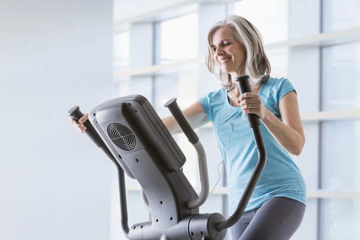 Рекомендации, как правильно заниматься на эллипсоиде, чтобы похудеть