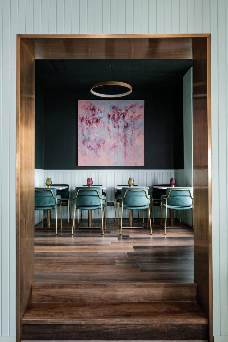 Фото №5 - Розовый ресторан Barbajean на Мальте