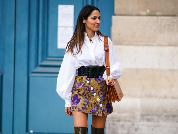 Фото №1 - С чем носить мини-юбки: 8 стильных сочетаний на любой случай