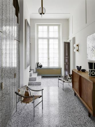Фото №5 - Квартира в Париже по дизайну Humbert & Poyet