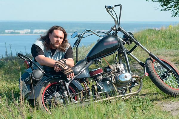 Фото №20 - Байкеры Ульяновска: 15 признаний в любви мотоциклу