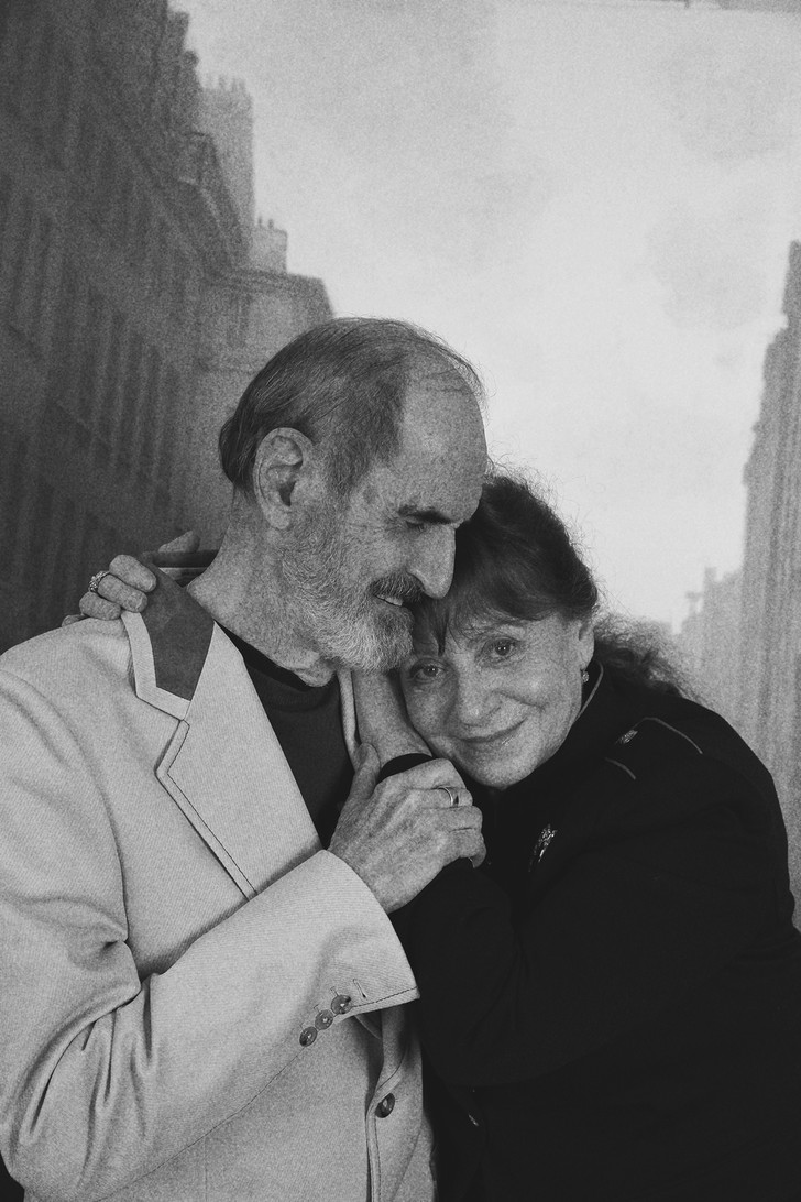 Фото №1 - Эрик и Наташа: 43 года вместе