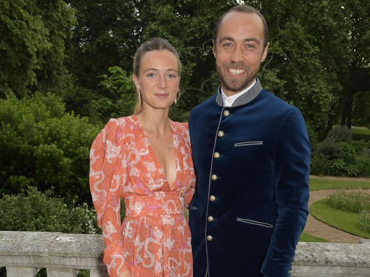 Фото №1 - Джеймс Миддлтон женился: как прошла свадьба брата герцогини Кейт (первое фото, платье невесты и другие детали)