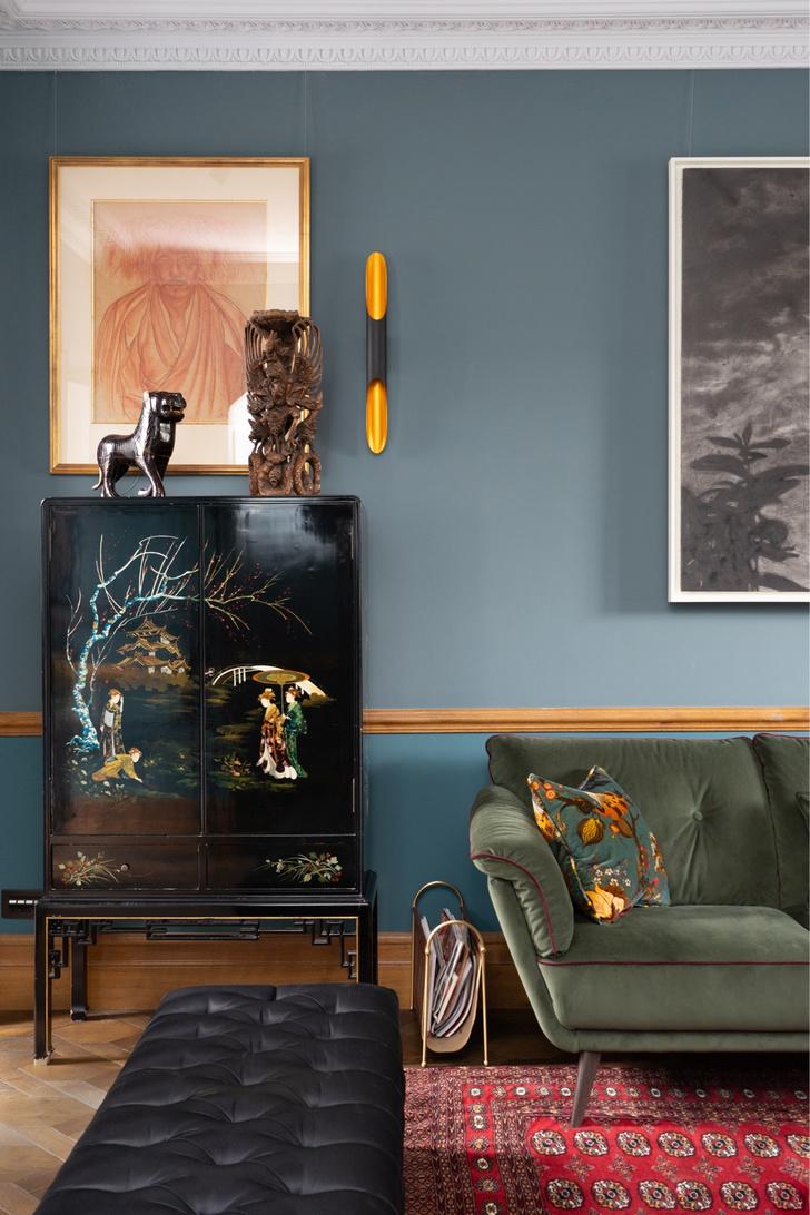 Фото №6 - Другая сторона: дом Джоанны Викери в Лондоне