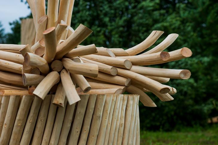 Фото №6 - Выставка Николая Полисского «Русская античность» в ГУМ-Red-Line
