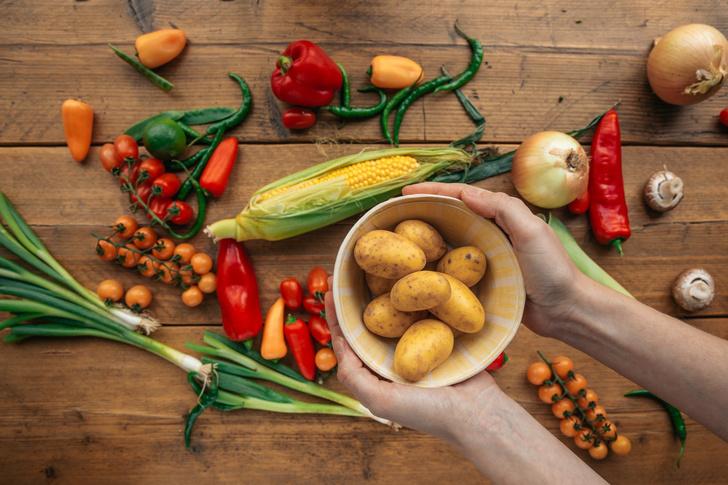 почему вареный картофель опасен для здоровья