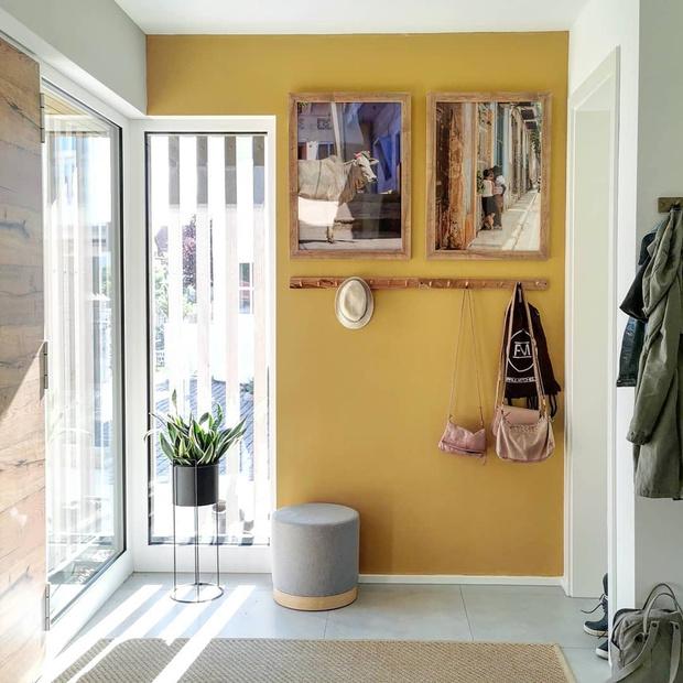 Фото №21 - Красим стены в желтый: 6 секретов солнечного интерьера