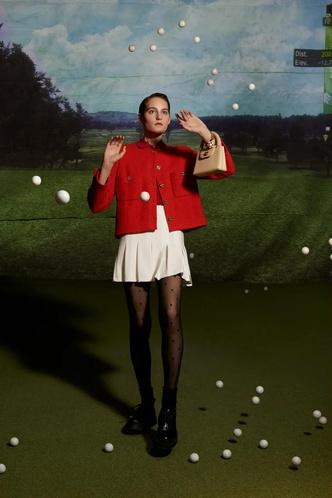 Фото №6 - Богги и броги: играйте в гольф и носите винтаж на майских праздниках