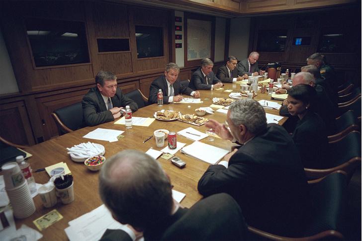Фото №3 - Подземное убежище рядом с Пентагоном и еще четыре бункера американских президентов