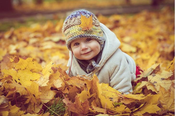 Фото №4 - Баловни судьбы: какими будут дети, рожденные осенью