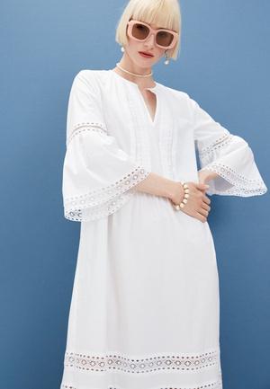 Фото №5 - Что носить: длинные летние платья 2021