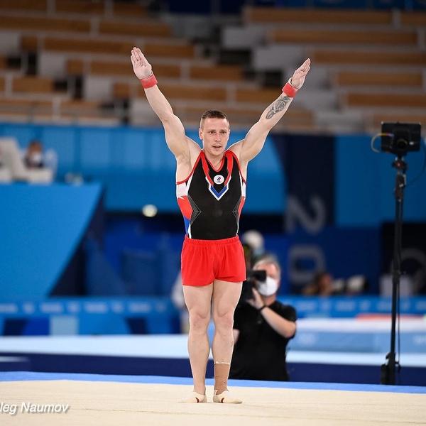 Фото №6 - Никита Нагорный, Артур Далалоян и другие красавчики-гимнасты, которые представляют нашу страну на Олимпиаде