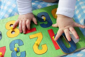 Фото №1 - Знакомим малыша с математическими понятиями