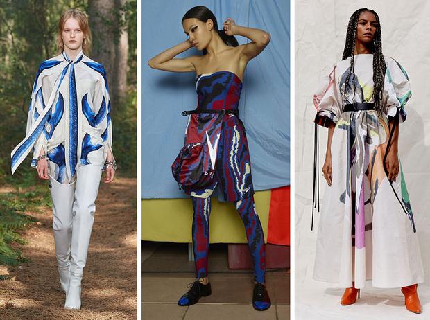 Фото №3 - Тренды весны и лета 2021 с Недели моды в Лондоне