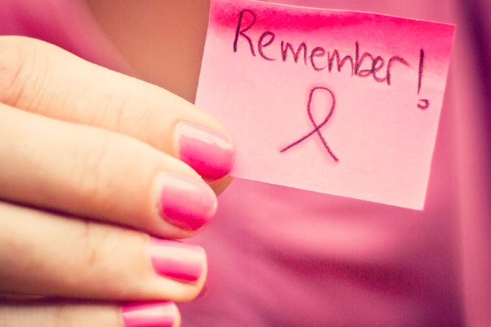 Рак груди: «Фотодневник моего испытания»