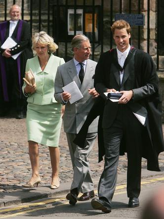Фото №16 - Виндзоры-студенты: самые забавные и трогательные фото членов королевской семьи во время учебы в университете