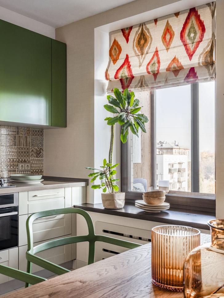 Фото №2 - Как обустроить маленькую кухню: советы и лайфхаки
