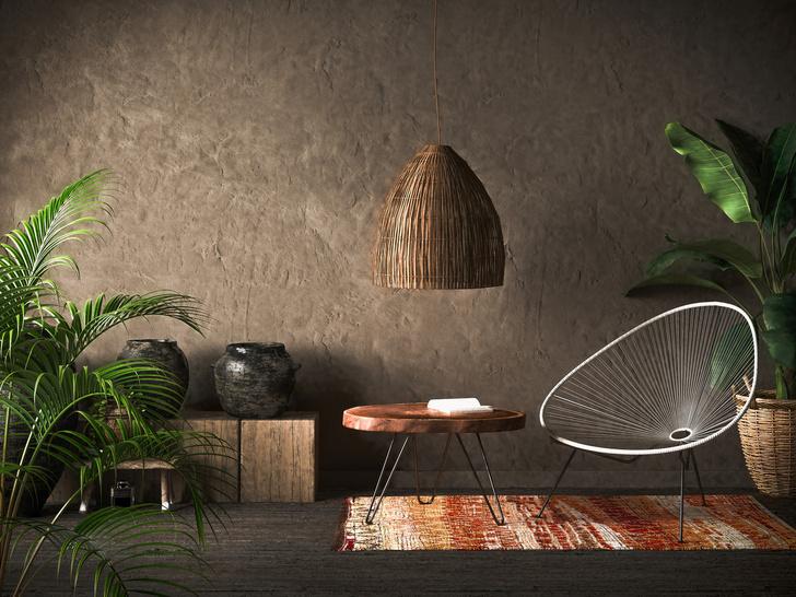 Фото №3 - Стиль бохо в интерьере: как создать в квартире богемную обстановку