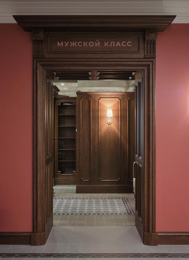 Фото №6 - В Санкт-Петербурге после реновации открываются легендарные Фонарные бани