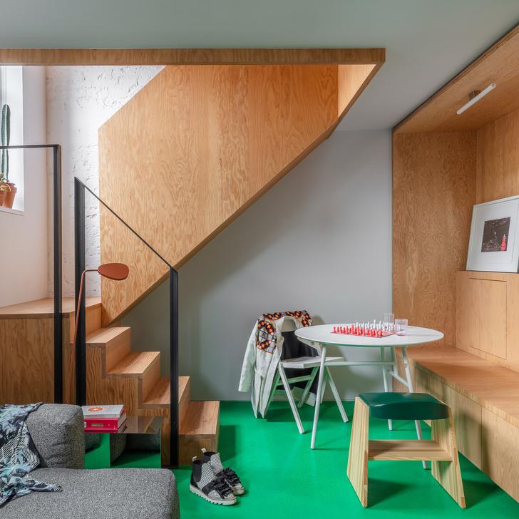 Фото №3 - High Street House: яркий коливинг в Лондоне