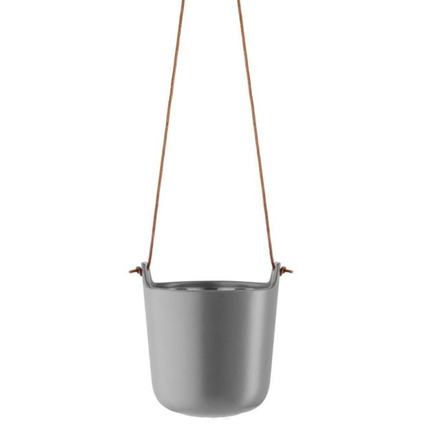 Цветы на балконе: дизайнерские подвесные кашпо (фото 6)