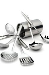 Фото №1 - Нержавеющая сталь на кухне