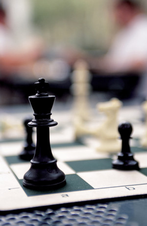Фото №2 - Учим ребенка играть в шахматы: как и зачем