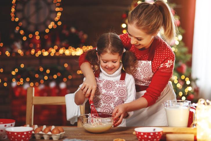 Фото №1 - Праздничные сладости: готовим вместе с малышом