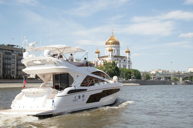 В Москве пройдет регата Hublot Boat Trophy