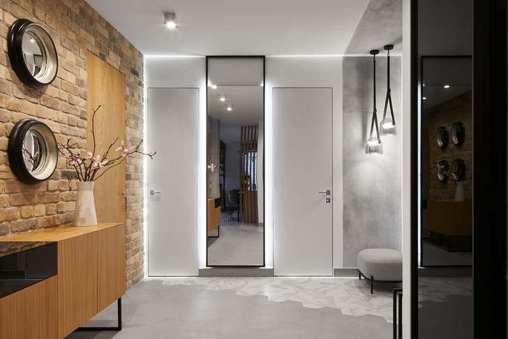Фото №7 - Уютная квартира в стиле лофт в Калининграде